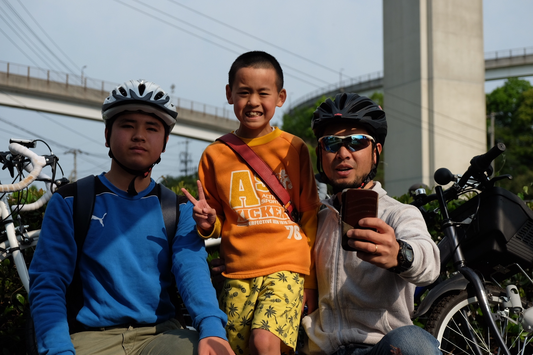レクリエーション!しまなみ海道サイクリング