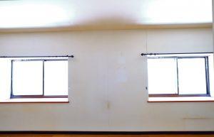 施工前の部屋