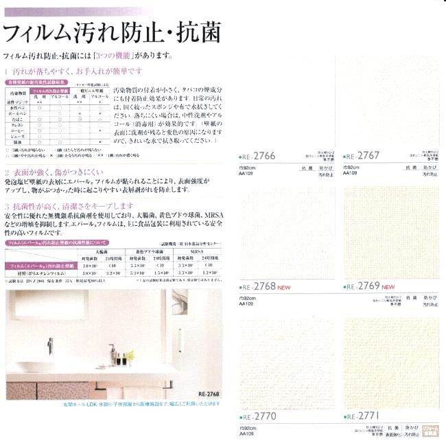 壁紙の選び方 機能性壁紙とはどういうもの? Vol.2